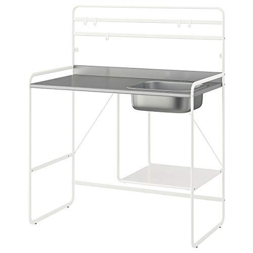 SUNNERSTA Mini-Küche 112x56x139 cm