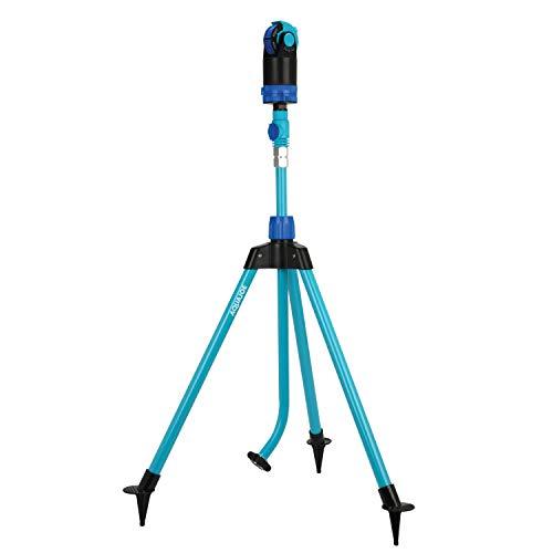 Aqua Joe AJ-6PSTB Indestructible Series 6 Pattern HD Sprinkler/Mister...