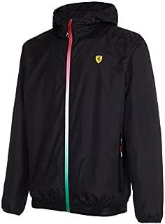 Black SF Windbreaker Jacket