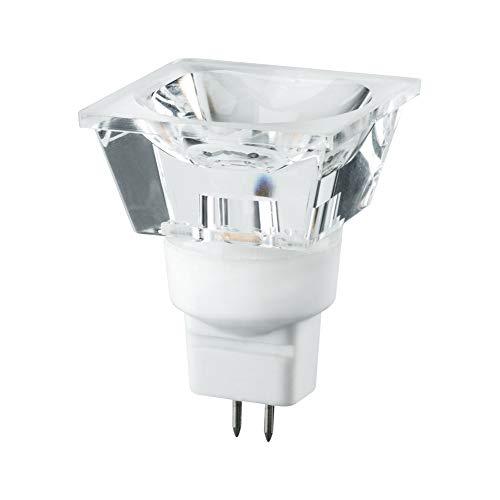 Paulmann 283.25 LED Diamond Quadro 3W GU5,3 12V Niedervolt Kristall Warmweiß 28325 Leuchtmittel Lampe