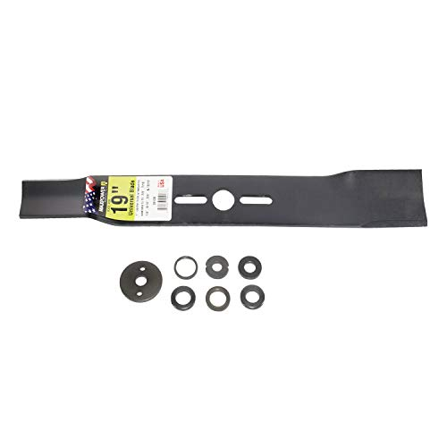 Maxpower 19-Inch Universal Replacement Lawn Mower Blade 331035