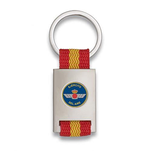 Tiendas LGP Albainox- Llavero Bandera de España y Emblema...