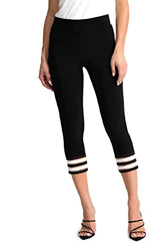 Joseph Ribkoff Black Leggings Style 202057 - Summer 2020 (14)