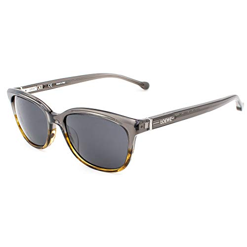 Loewe SLWA23M520AG1 Gafas, GREY FADING TO BROWN, 52x17x140 para Mujer