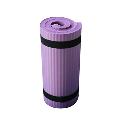 FEIDAjdzf Accesorios de fitness, esterilla de yoga de 15 mm de grosor,...