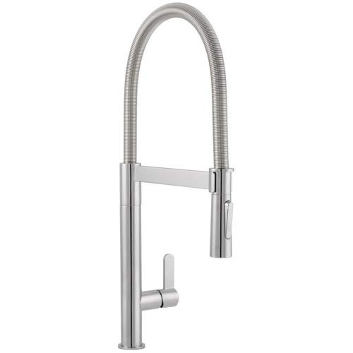 Mirabelle MIRXCOC100CP 1.75 GPM Single Hole Pre-Rinse Kitchen Faucet