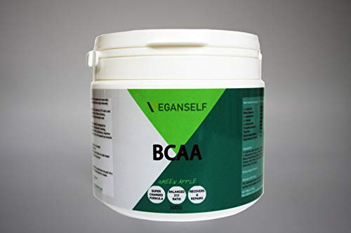 VeganSelf BCAA Vegan Amino Acids Protein Green Apple