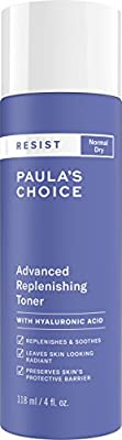 Paula's Choice-RESIST Advanced Replenishing Anti-Aging Toner, 4 Ounce Bottle, with Vitamins C & E