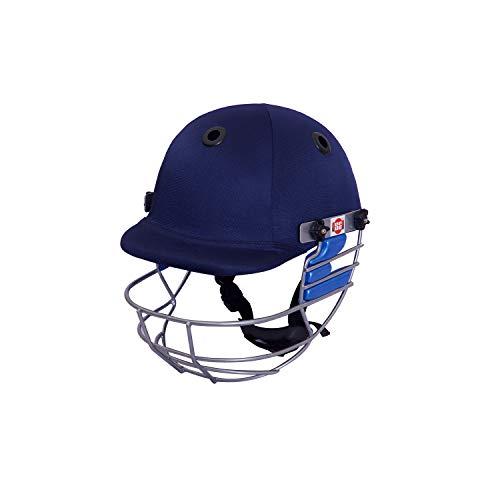 SS Cricket Ranger Cricket Helmet - Men's (Blue Color) - Large Size