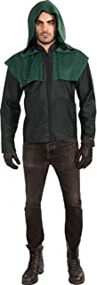 Costume Arrow Deluxe Hoodies and Gloves
