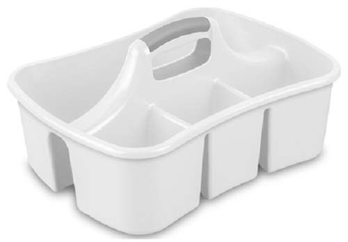 Divided Ultra Caddy Wht