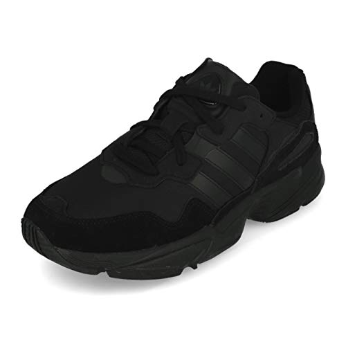 adidas Yung-96, Zapatillas de Deporte para Hombre, Negro (Negbás/Negbás/Carbon 000), 41 1/3 EU