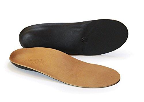 Powerstep Signature Leather Orthotics FL M10-10.5/W12-12.5