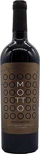 Motto Wines Cabernet Sauvignon Backbone 2017 750ml