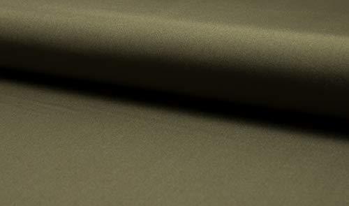 Fabrics-City Oliv/Khaki HOCHELASTISCH Lycra Stoff BADEANZUGSTOFF Stoffe, 5057