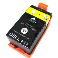 DELL シリーズ21C(カラー)対応 互換インク単品 デルプリンター対応