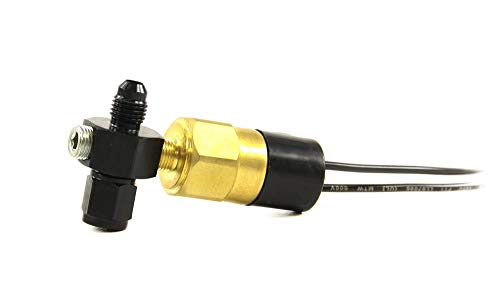 Nitrous Outlet Fuel Pressure Safety Switch w/-4 manifold (high pressure)