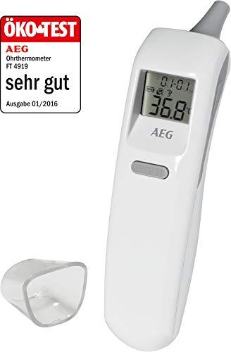 AEG FT 4919 koortsthermometer oor wit