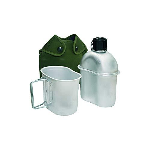 PARABELLUM CANTIMPLORA Aluminio con MARMITA, Capacidad 0,85 L.