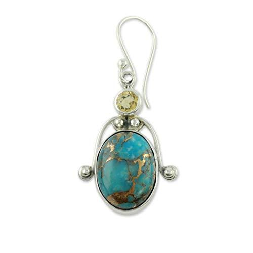 1 Par Mujeres Oval Pendiente de Piedra embutida Rhinestone cuelga el Gancho oído de la joyería Pendiente de la aleación de Las Muchachas