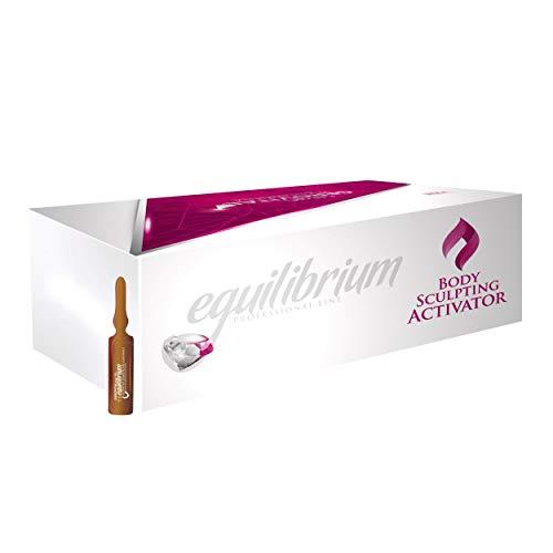Gerovital H3 Equilibrum, Activador remodelador corporal, Cuidado corporal, 20 x 10 ml