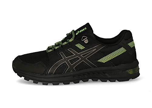 ASICS Gel-Citrek, Running Shoe Homme, Black/Black, 43.5 EU
