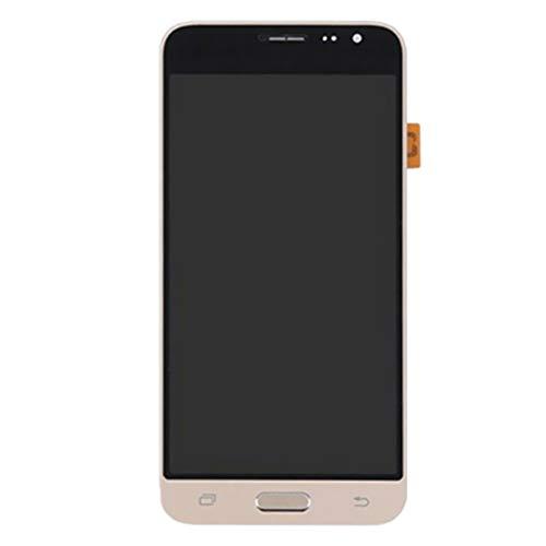 B Blesiya Smartphone LCD Display Digitalizzatore per Samsung J3 2016 - d'oro