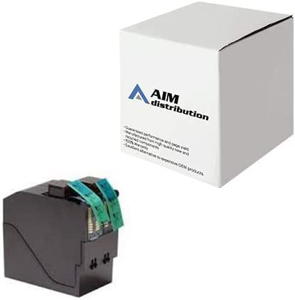 AIM Compatible Replacement for NeoPost IJ-35/60 Red Inkjet (17000 Page Yield) (IJINK3456H) - Generic