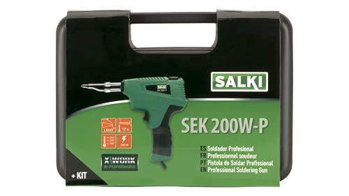 salki Pistola Soldadora Eléctrica (soldador eléctrico) SEK 200W-P