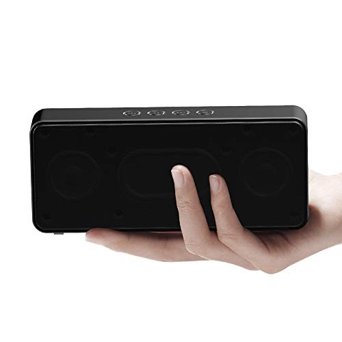 ZZWBOX Speaker Bluetooth Beats,Enceinte Bluetooth Portable Pas Cher,Barre de Son...