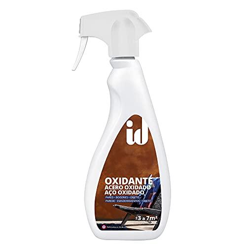 Oxidante para Pintura Acero Oxidado ID 500ml