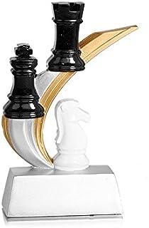 DEPICE 成人象棋*杯/*杯银色/金色,13 厘米