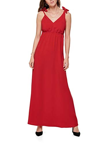 ONLROSE S/L Maxi Dress TLR dames