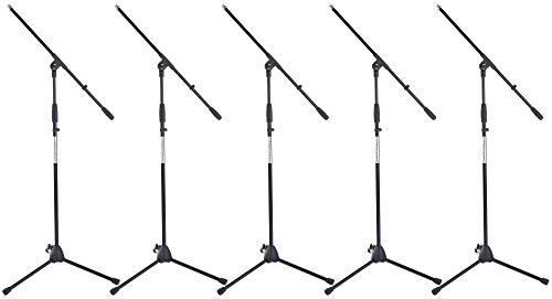Pronomic MS-116 supporto microfono con asta set 5 pezzi