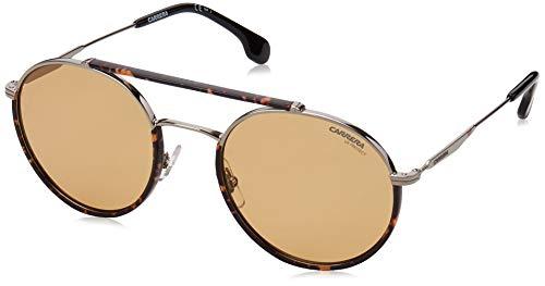 Carrera 208/S gafas de sol, Rutenio, 54 Unisex Adulto