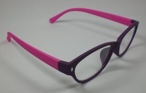 Super moderne leesbril + 3,0 diop. unisex kunststof leeshulp