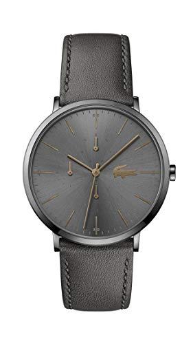 Lacoste Quarz Uhr mit Leder Armband 2011059