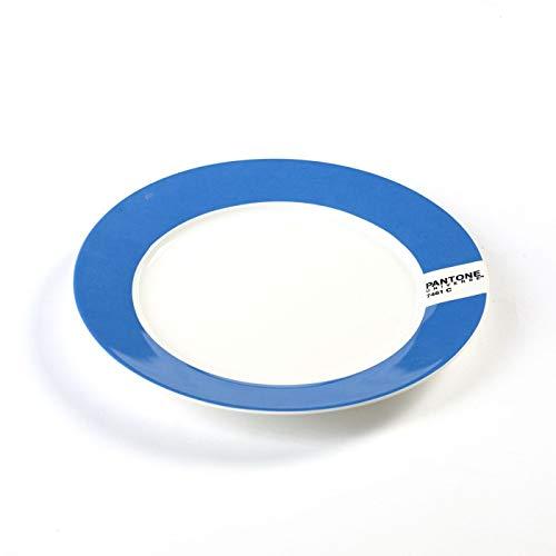 Assiette Ø20 7461C Bleu Encre