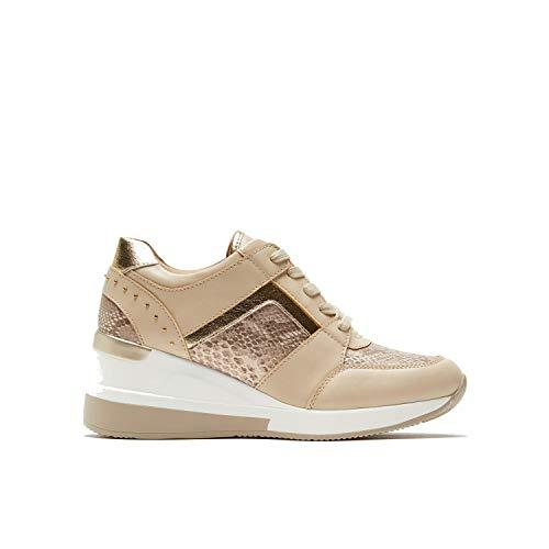 BATA Sneaker con Zeppa Donna