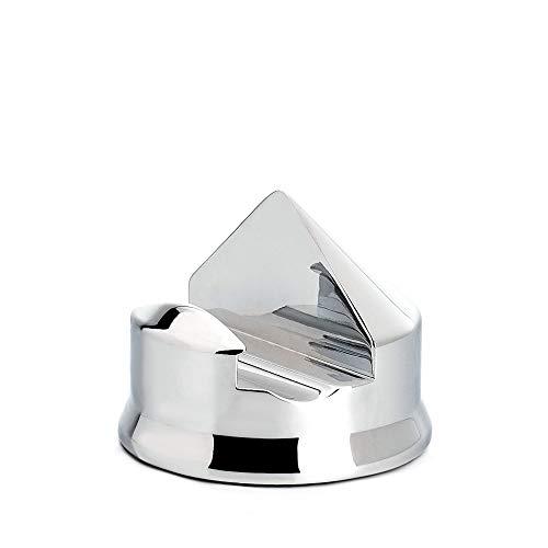 MÜHLE - Halter für Rasierer Mach3® & Fusion - Messing/hochglanzverchromt