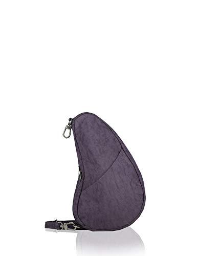 Healthy Back Bag 6100LG-PL PlumText Nylon Large Baglett Plum Large Baglett