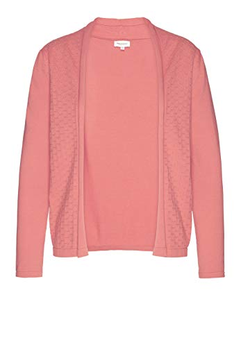 ARMEDANGELS Damen Cardigan aus Bio-Baumwolle - BRINDAA Marks - S Pink Rose 100% Baumwolle (Bio) Strick Cardigan