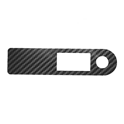 Panel De La Pantalla Protectora del Scooter De Vespa Pantalla Switch Película Protectora Sticker Etiquetas Engomadas Impermeables Compatibles para Xiaomi M365 Pro Eléctrico Accesorios del Scooter