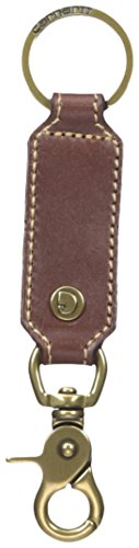 Carhartt Men's Detroit Keychain, brown, ONE SIZE
