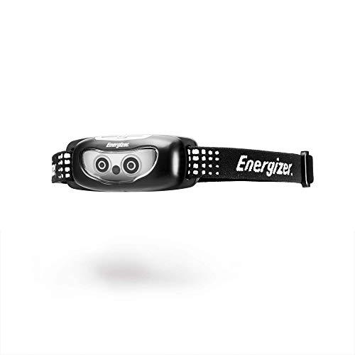 Energizer Linterna de Cabeza, Faro LED Universal, Pilas Incluidas.