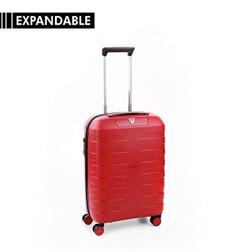 RONCATO Box 4.0 trolley cabina rigido espandibile tsa Rosso