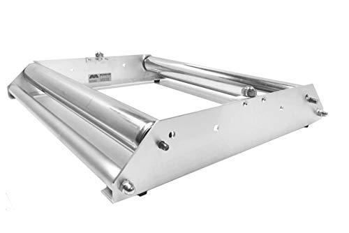 Kabelhaspel Abroller Leitungsabroller Kabelabroller Kabeltrommelabrollhilfe (60 cm)