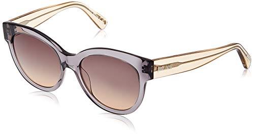 Just Cavalli Damen JC760S 20B 56 Sonnenbrille, Grau (Grigio/Altro/Fumo Grad)