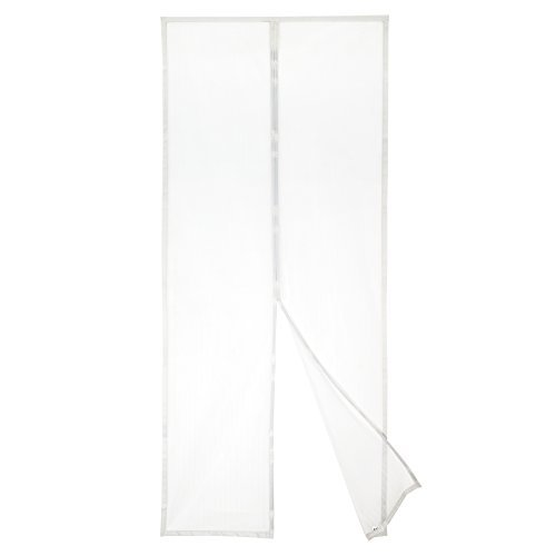 autoadhesiva Mosquitera mosquitera magn/ética para ventana antimosquitos gancho y desmontaje cortina de malla