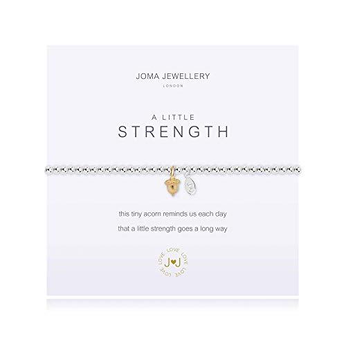 Joma Jewellery a Little Strength Bracelet